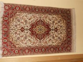 Foto 2 Verkaufe 2 Teppiche aus Seide, Handarbeit
