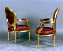 Foto 4 Verkaufe 2 sehr schoene neue Stuehle im Rokokostil gefertigt