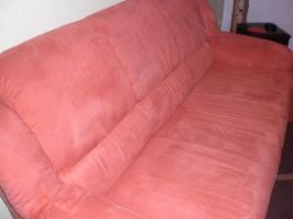 Foto 2 Verkaufe 3 er Sofa / Couch mit Federkern