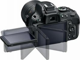 Foto 3 Verkaufe 4 Monate alte Nikon D5100+Kit18-55mm+OVP&Zubehör+SD Card