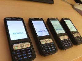Verkaufe 4 Stück Original Nokia N73 Musik Edition