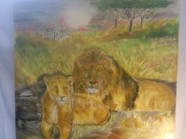 Verkaufe Acryl Gemälde