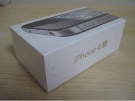 Verkaufe Apple iPhone 4S mit 32 GB, Schwarz.