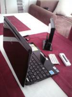 Foto 2 Verkaufe ein Asus Notebook 1005 HA mit Ext. DVD Brenner und DVB T Empf.