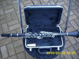Verkaufe B-Klarinette