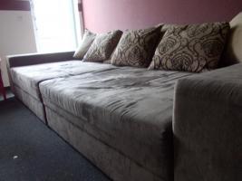 Verkaufe Big Couch (DRINGEND wegen Umzug)
