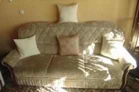 Verkaufe Couchgarnitur