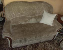 Foto 2 Verkaufe Couchgarnitur