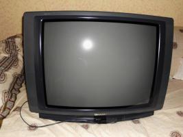 Verkaufe Farbfernseher Modell Sharp 70 DS-05S - DEFEKT!