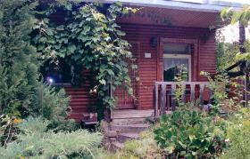 Verkaufe Garten / Kleingarten mit Bungalow Massiv in Cottbus Sielow am Wald