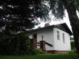 Verkaufe Gartengrundstück mit kleinem Haus nahe Dresden