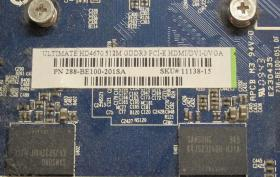 Foto 4 Verkaufe Grafikkarte Sapphire Ultimate HD4670 512MB, PCI-E VB 25 EUR