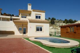 Verkaufe Haus, Costa Blanca, mit Meerblick