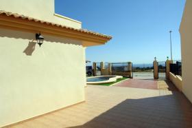 Foto 2 Verkaufe Haus, Costa Blanca, mit Meerblick