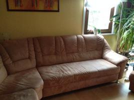Foto 2 Verkaufe Himolla Ecksofa mit Fernsehsessel und Hocker in gutem Zustand