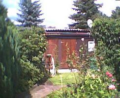Foto 3 Verkaufe Kleingarten mit Gartenlaube  im KGV Waldblick in Dresden-Weixdorf neben dem Waldbad