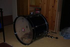 Verkaufe Komplettschlagzeug Yamaha Stage Custom + Beckenset