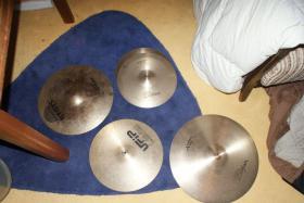 Foto 2 Verkaufe Komplettschlagzeug Yamaha Stage Custom + Beckenset