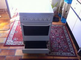 Foto 3 Verkaufe hier einen Küchenherd Amica 4 Plattenherd mit Backofen und Staufach