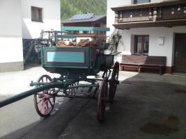 Foto 2 Verkaufe Landauer Kutsche