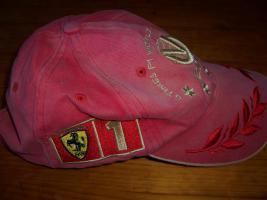 Foto 2 Verkaufe Michael Schumacher-Kappe gegen Höchstgebot