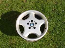 Foto 2 Verkaufe Original BMW Felgen