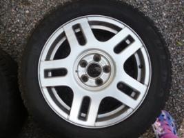 Foto 5 Verkaufe Original VW Manhattan Felgen
