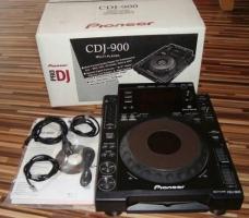 Foto 2 Verkaufe Pioneer CD-Player CDJ 900 (2,5 jahre alt)