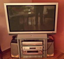 Foto 3 Verkaufe Samsung Plasma Fernseher TV + Denon DVD-Player