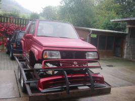 Verkaufe Suzuki Vitara Karosserie