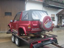 Foto 3 Verkaufe Suzuki Vitara Karosserie