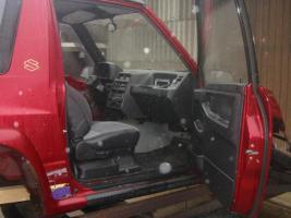 Foto 10 Verkaufe Suzuki Vitara Karosserie