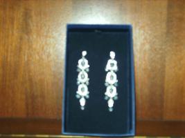 Foto 2 Verkaufe meine Swarovski - Ohrringe