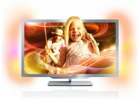 Verkaufe *TOP* Philips 37PFL7606K/02 3D LED TV - neuwertig