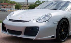 Foto 7 Verkaufe Techart Tuning Teile für Porsche Cayman 987