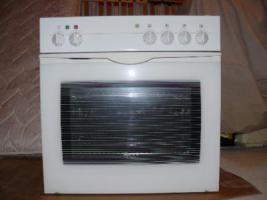 Verkaufe Toplader Waschmaschine und Einbauherd mit Ceranfeld