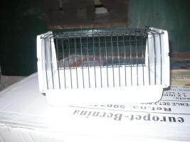 Verkaufe Transportbox f�r Hamster