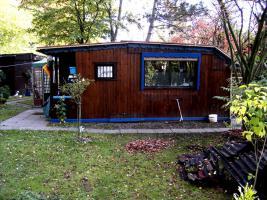 Verkaufe Wohnmobilheim