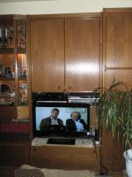 Foto 2 Verkaufe Wohnwand in Eiche Rustikal Echtholzfuriert