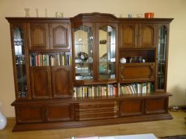 Verkaufe Wohnzimmer-Schrankwand