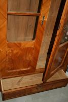Foto 6 Verkaufe antike Mahagoni Bar und eine antike Esche Glasvitrine!