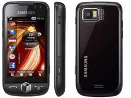 Verkaufe brandneues Samsung Jét S8000 OVP