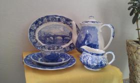 Foto 3 Verkaufe englische Keramik