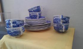 Foto 4 Verkaufe englische Keramik