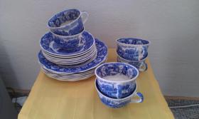 Foto 5 Verkaufe englische Keramik