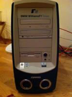Verkaufe funktionsfähigen Compaq Desktop-PC (bei Bedarf inkl. Zubehör)