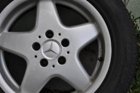 Foto 6 Verkaufe gebrauchte original Mercedes E-Klasse W211 Felgen inkl. Bereifung