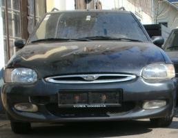 Verkaufe die gebrauchten Ersatzteile  Ford Escort Diesel  td ghia
