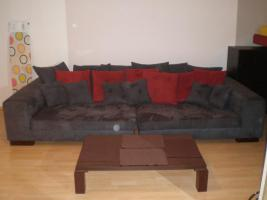 Verkaufe große Couch