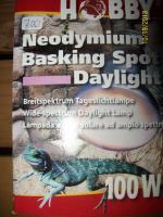 Verkaufe g�nstig neue original verpackte Terrarienbeleuchtung von Hobby